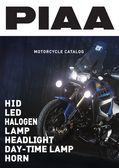 PIAAモーターサイクルライティングカタログ